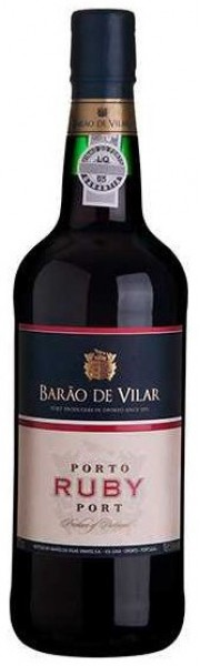 Ruby Port Barao De Vilar 75cl