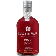 Pink Port Barao De Vilar Portugal 50cl