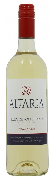 Sauvignon Blanc Central Valley Altaria Chile 75cl