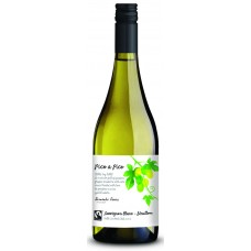Sauvignon Blanc Pico a Pico Central Valley Chile Fairtrade 75cl