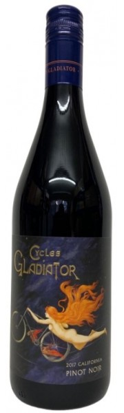 Pinot Noir Cycles Gladiator California 75cl