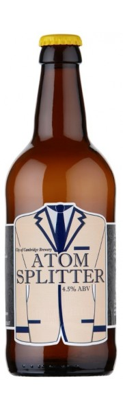 Atom Splitter City Of Cambridge Brewery 12 X 500ml
