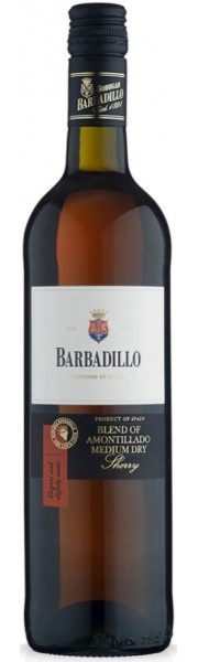 Barbadillo Amontillado Sherry Jerez Spain 75cl
