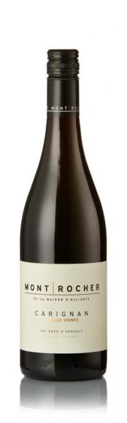Carignan Vieilles Vignes IGP Pays d'Herault Mont Rocher