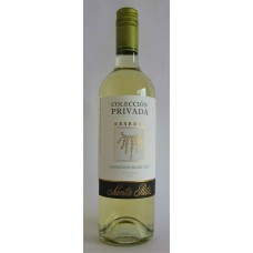 Sauvignon Blanc Reserva  Coleccion Privada  Santa Rita  Central Valley  Chile