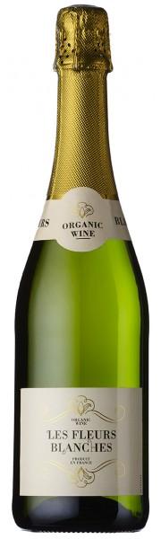 Les Fleurs Blanches Vin Mousseux Organic