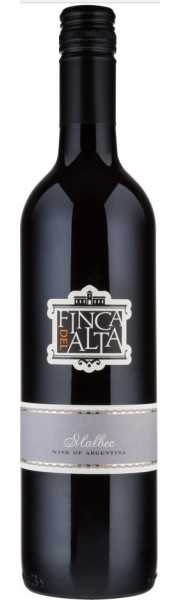 Malbec Finca del Alta  Argentina 24 x 187ml bottle ( quarter bottle )