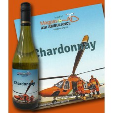 MAGPAS Chardonnay,  Central Valley, Chile
