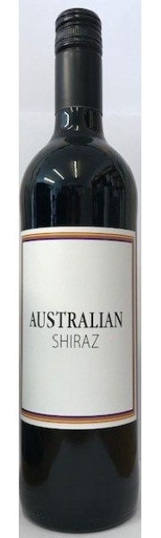 Shiraz Rainbow Label  South East Australia