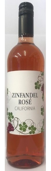 Zinfandel Rosé  California  75cl