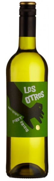 Pinot Grigio Los Ostros  Central Valley  Chile