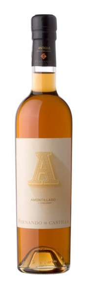 Antique Amontillado Sherry  Fernando de Castilla  50cl