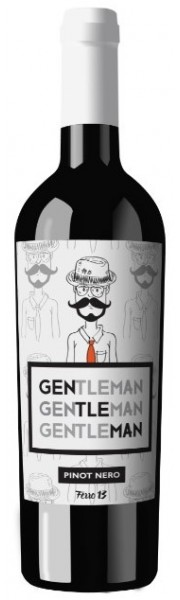 The Gentleman Pinot Nero    Pavia   Ferro 13