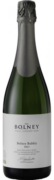 Bolney Bubbly Brut  The Bolney Estate  West Sussex  England