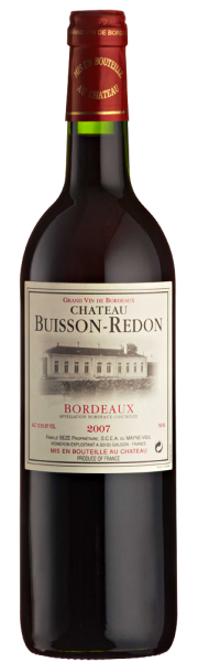 Chateau Buisson Redon Bordeaux Rouge