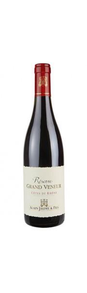 Côtes Du Rhône Réserve Rouge Grand Veneur Alain Jaume and Fils 75cl