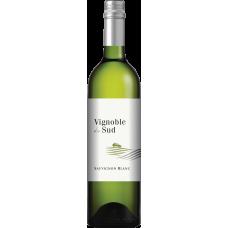 Sauvignon Blanc Vignobles Du Sud Languedoc Roussillon 75cl