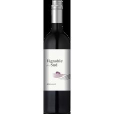Merlot Vignoble Du Sud Pays D'Oc 75cl