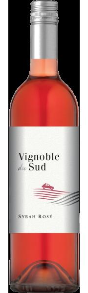 Syrah Rosé Vignobles Du Sud Vin De Pays D'Oc 75cl