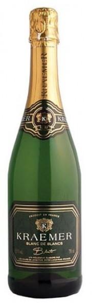 Kraemer Blanc De Blanc Sparkling Brut 75cl