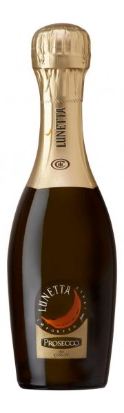 Prosecco Spumante Lunetta 20cl ( Quarter Bottle )