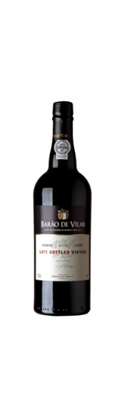 Late Bottled Vintage Port Barao De Vilar Portugal 75cl