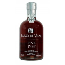 Pink Port Barao De Vilar Portugal 75cl