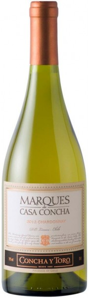 Chardonnay Marques De Casa Concha Limari Valley Chile 75cl