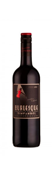 Burlesque Old Vine Red Zinfandel Lodi U.S.A. 75cl