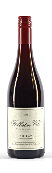 Shiraz Rolleston Vale South East Australia 75cl