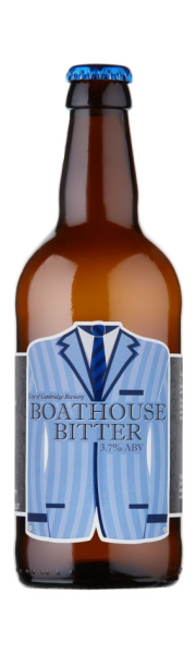 Boathouse Bitter City Of Cambridge Brewery 12 X 500ml