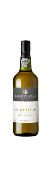 White Port Barao De Vilar Portugal 75cl