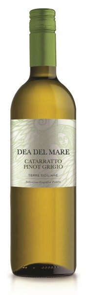 Catarratto Pinot Grigio    Dea Del Mare  On offer until 31st August 2020.