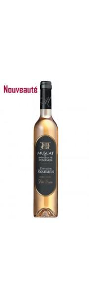 Muscat de Saint jean de Minervois Domaine les Roumanis   Vin Doux Naturel  50cl