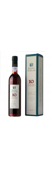 Barao De Vilar 10 Year Old Tawny Port Card Presentation Box 50cl