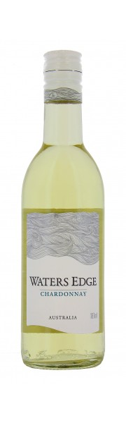 Chardonnay  Waters Edge Australia 18.75cl  ( Quarter bottle )
