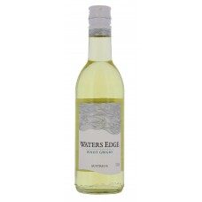 Pinot Grigio Waters Edge  Moldova 1/4 Bottle 24 X 18.75cl