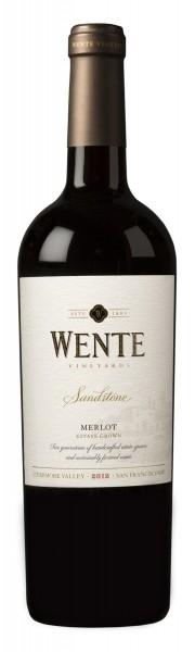 Merlot Sandstone  Livermore Valley  Wente Winery U.S.A.
