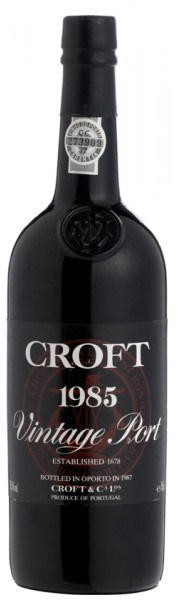 Croft 1985 Vintage Port