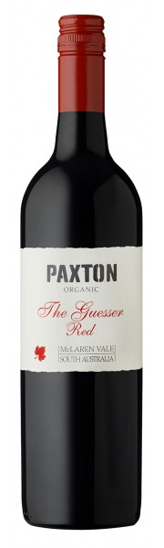 The Guesser Red  Paxton Vineyards McLaren Vale