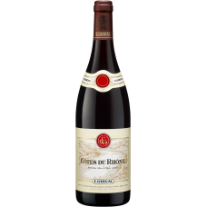 Cotes du Rhone Rouge E. Guigal Save £3.50 per bottle now £9.49 offer ends 31st May 2020