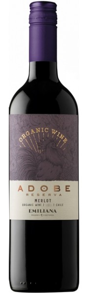 Merlot Reserva   Adobe  Rapel Valley