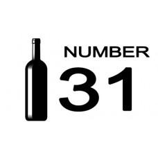 No. 31 RIESLING GRAN RESERVA    NOVAS    BIO BIO     CHILE    2016