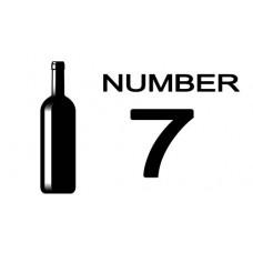 No. 7 ZINFANDEL  McMANIS FAMILY VINEYARDS  CALIFORNIA   2015