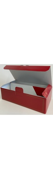 2 Bottle Red Card Gift Box