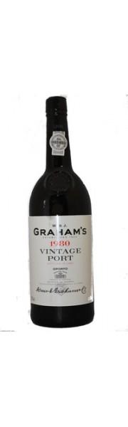Graham 1980 Vintage Port