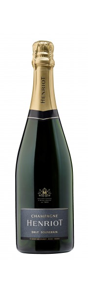 Henriot Brut Souverain Champagne Limited stock of gift cartons available