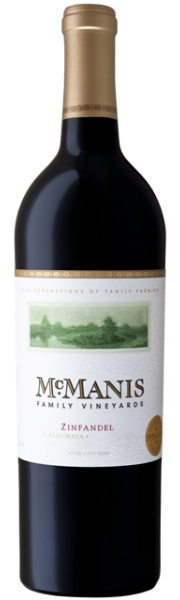 Zinfandel McManis Family Vineyards