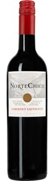 Cabernet Sauvignon Norte Chico Central Valley Chile 75cl