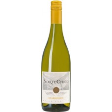 Chardonnay Norte Chico Central Valley Chile 75cl